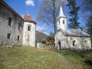 103. TANJA VRBANAC, dvorac Zrinsko-Frankopanski i kapelica, Severin na Kupi
