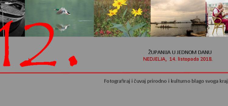 NATJEČAJ 12. FOTOINVENTURA PRIMORSKO-GORANSKE ŽUPANIJE, 14. listopada 2018.